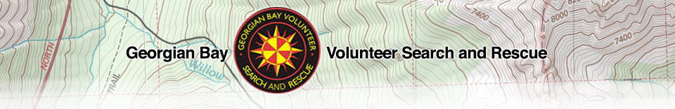 Georgian Bay Volunteer Search and Rescue